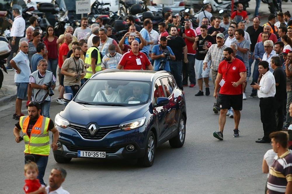 Ολυμπιακός: Αποθεώθηκε ο Καρντόσο! (video)
