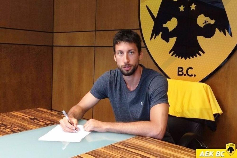 AEK: Ανακοινώθηκε ο Ούκιτς