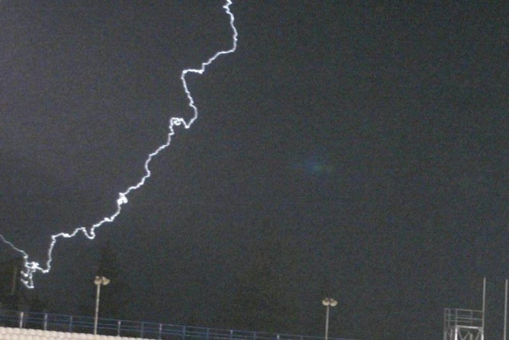ΣΟΚ! Έλληνας ποδοσφαιριστής σε κρίσιμη κατάσταση από κεραυνό!