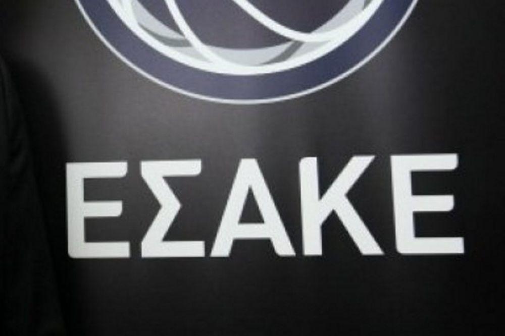 Ο ΕΣΑΚΕ συνεχάρη τον Βασιλακόπουλο για την επανεκλογή του στην προεδρία της ΕΟΚ