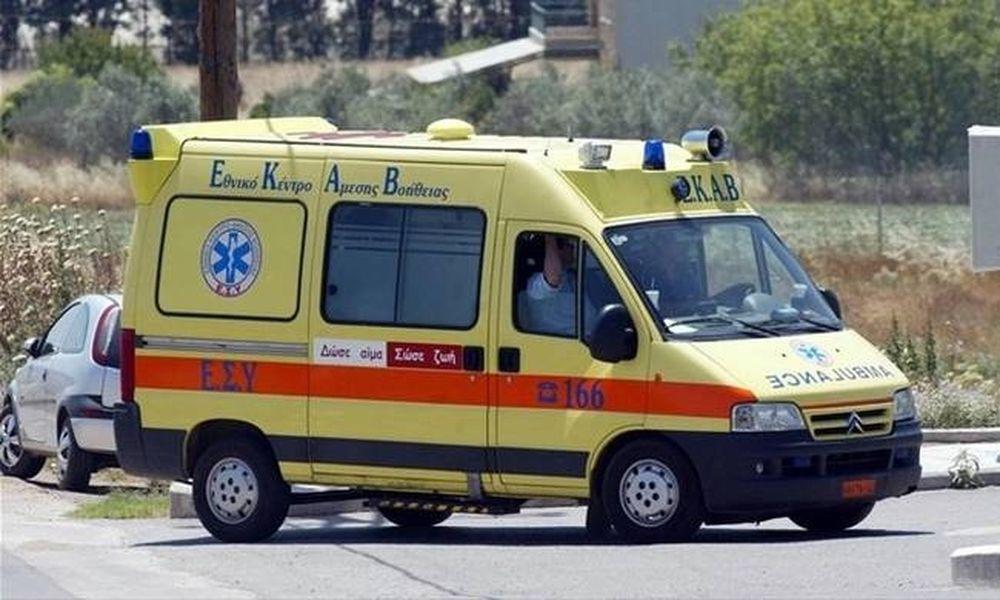 Ρόδος: Σοβαρός τραυματισμός 8χρονου κοριτσιού σε τροχαίο
