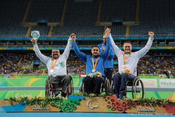 Παραολυμπιακοί Ρίο 2016: Το ένα μετάλλιο μετά το άλλο κατακτούν οι έλληνες αθλητές