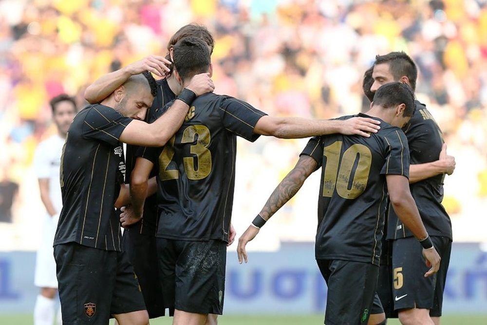 ΑΕΚ – Ξάνθη 4-1: Τα επίσημα highlights του αγώνα (video)