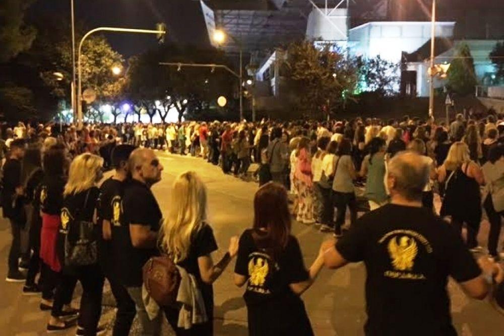 Χιλιάδες Πόντιοι… διαλύουν ρεκόρ Γκίνες στην ΔΕΘ! (video)