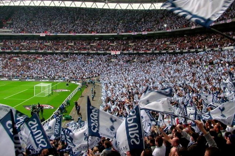 Ρεκόρ της Τότεναμ με 85.011 εισιτήρια στο Wembley
