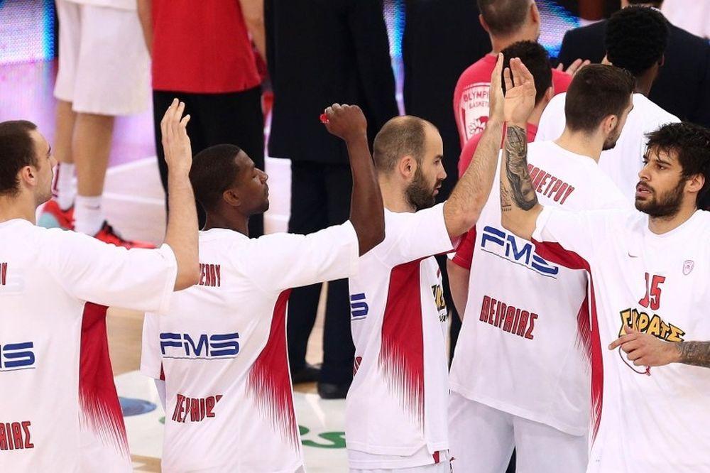 Ολυμπιακός: Εύκολη φιλική νίκη με Άρη