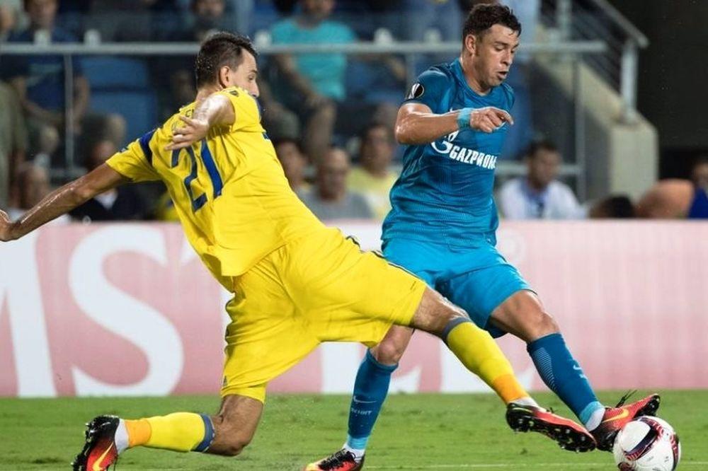 Europa League: Απίθανη ανατροπή από Ζενίτ!