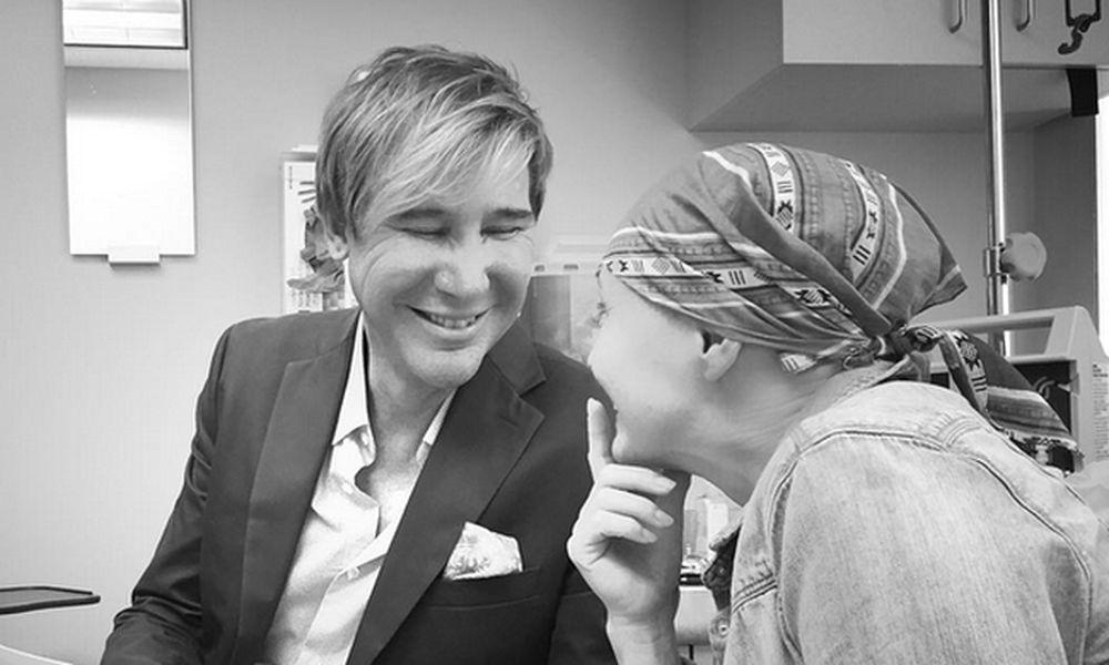 Πασίγνωστη ηθοποιός δίνει μάχη με τον καρκίνο (pics)