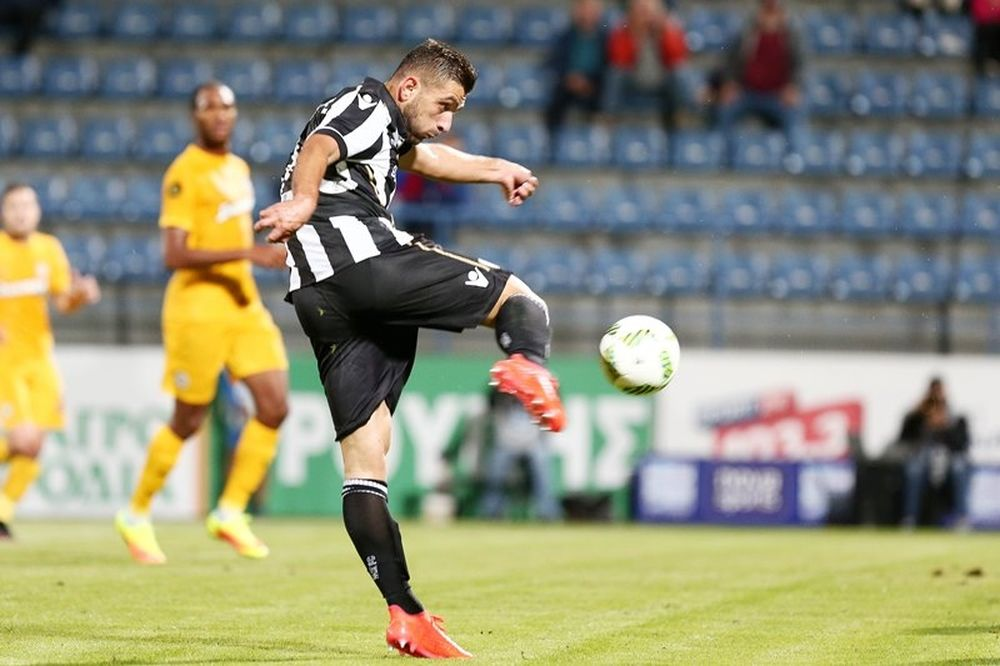 Αστέρας Τρίπολης - ΠΑΟΚ 1-2: Τα γκολ του αγώνα (video)