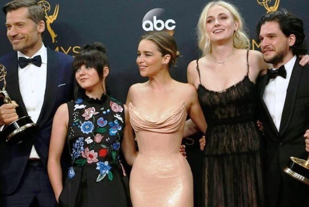 Το «Game of Thrones» σάρωσε στα 68α Emmy Awards!