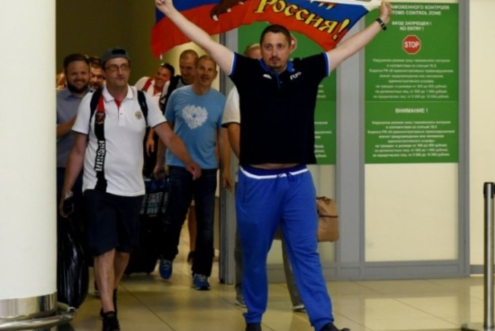 Έπιασαν τον μεγαλύτερο χούλιγκαν της Ρωσίας! (video)