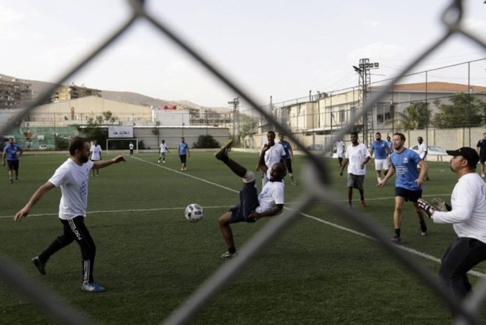 Γαλλία: Οι πρόσφυγες… ανέστησαν ομάδα τοπικού πρωταθλήματος