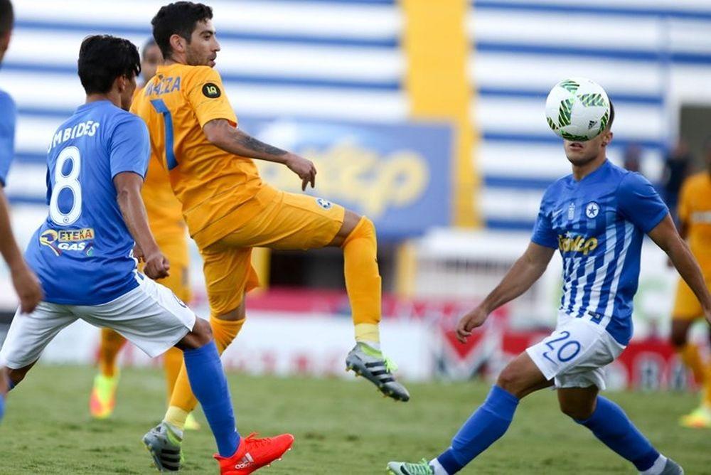 Ατρόμητος - Αστέρας Τρίπολης 1-0: Τα επίσημα highlights (video)