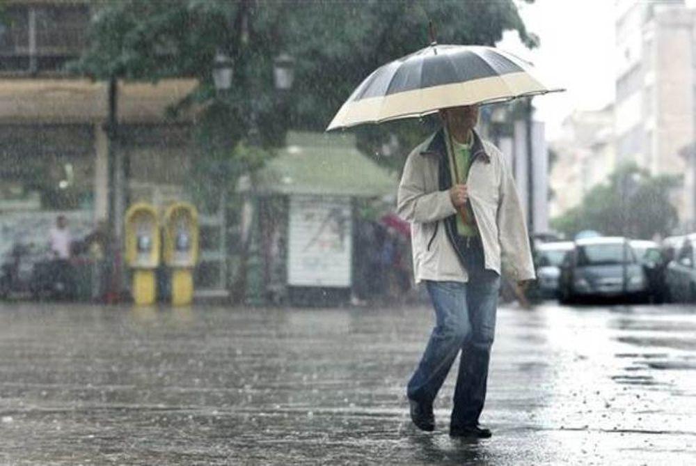 Χαλάει ξανά ο καιρός - Πού θα βρέξει τη Δευτέρα