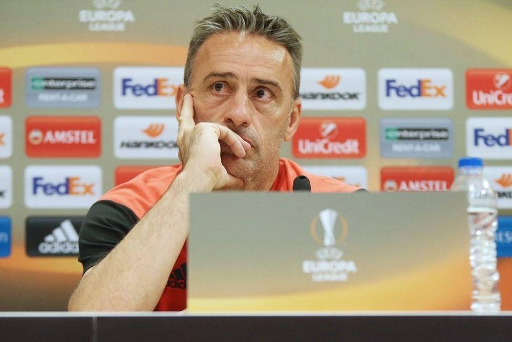 Μπέντο: Δεν αξίζαμε τη νίκη με ΑΕΛ!