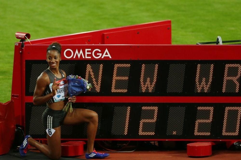 Η IAAF επικύρωσε τα παγκόσμια ρεκόρ των Χάρισον, Αγιάνα, φαν Νίεκερκ και Βλόνταρτσικ