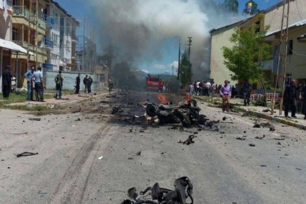 Ισχυρή έκρηξη στην Κωνσταντινούπολη - Φόβοι για πολλά θύματα