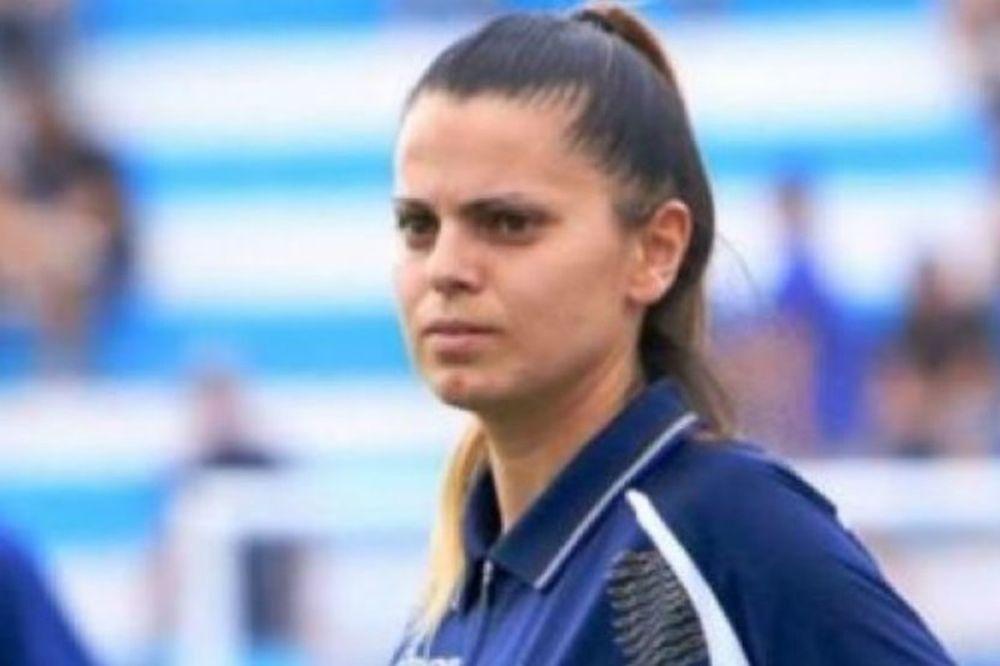 Αυτή είναι η πρώτη γυναίκα προπονητής της Γ' Εθνικής!