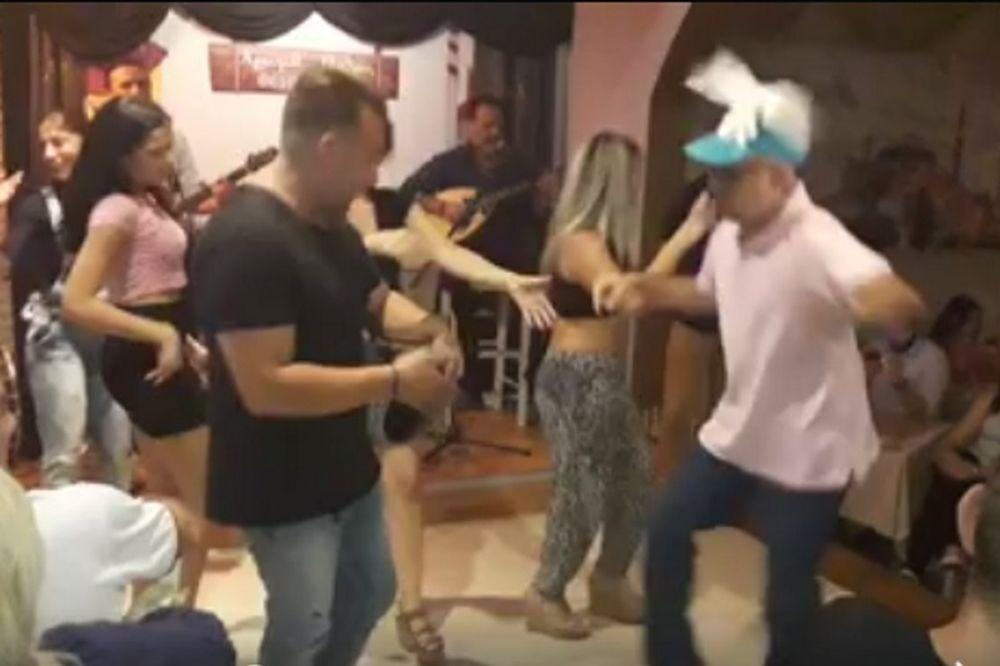 Ο viral χορευτής με το περιστέρι στο κεφάλι!!! (video)