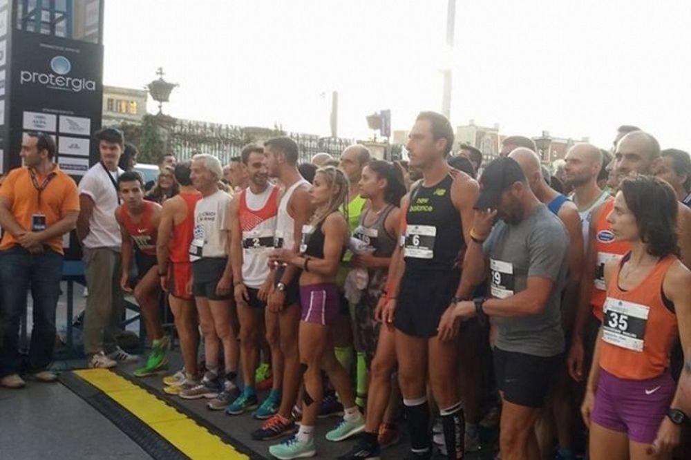 Λάμψη επιτυχίας στον 5ο Διεθνή Νυχτερινό Ημιμαραθώνιο της Θεσσαλονίκης