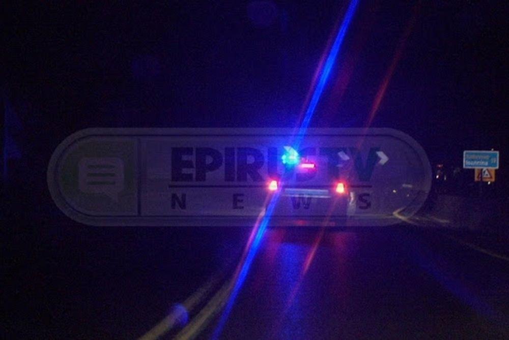 Δυστύχημα με 3 νεκρούς στην Εθνική Οδό Ιωαννίνων – Άρτας (vid)