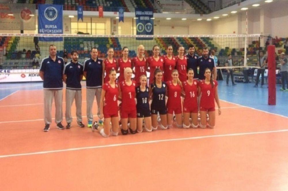 Ικανοποίηση στον Ολυμπιακό για την πρωτιά στην Προύσα