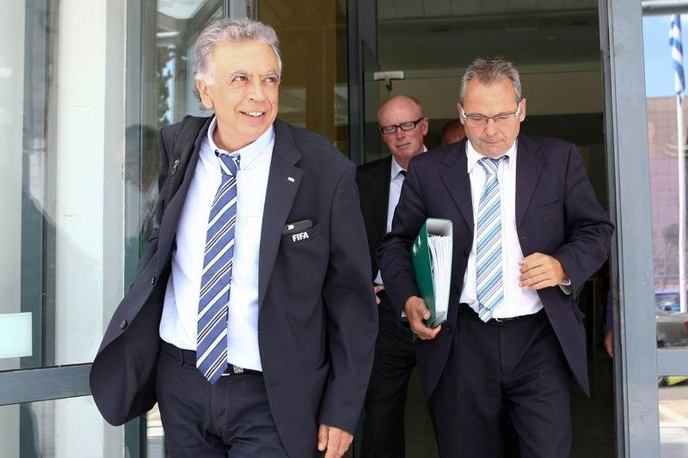 Κουτσοκούμνης: «Εξετάζει… την ΕΠΟ η FIFA»