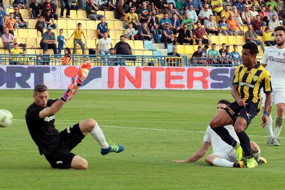 Παναιτωλικός - Κέρκυρα 4-0: Τα γκολ του αγώνα (video)