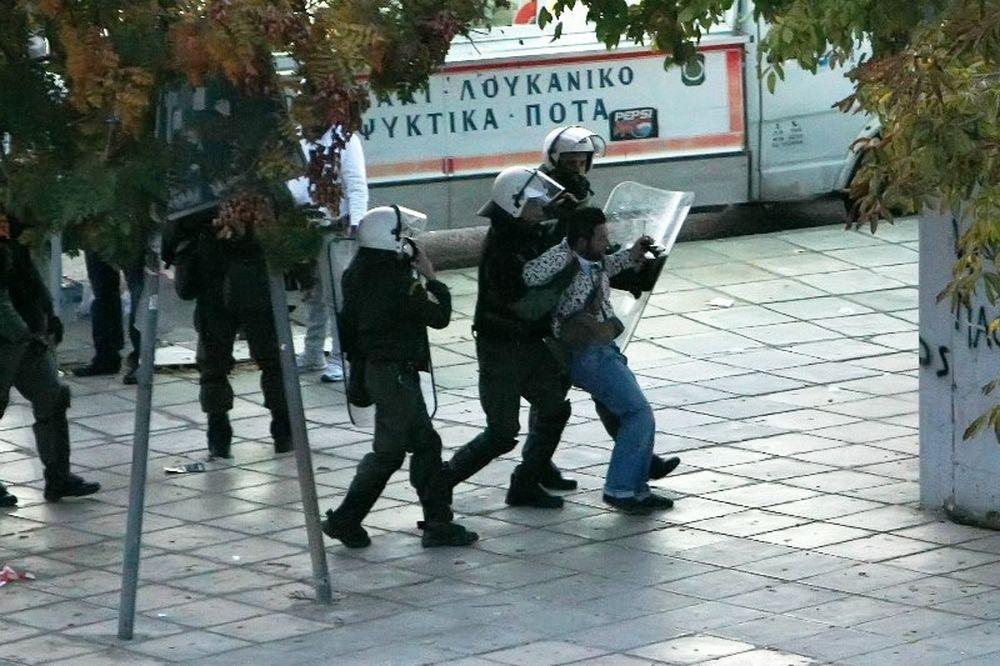 ΠΑΟΚ - Ηρακλής: Σοβαρά επεισόδια οπαδών στην Θεσσαλονίκη!