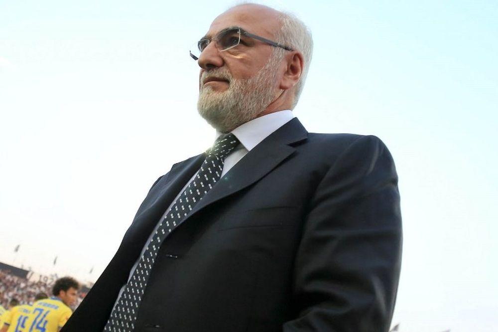 ΠΑΟΚ: Πρόεδρος ο Σαββίδης