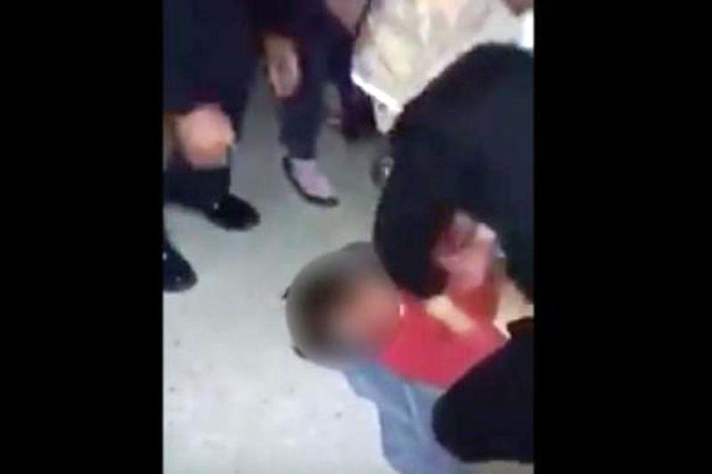 Ντοκουμέντο από το δυστύχημα στο Ωραιόκαστρο! ΣΚΛΗΡΕΣ ΕΙΚΟΝΕΣ (video)