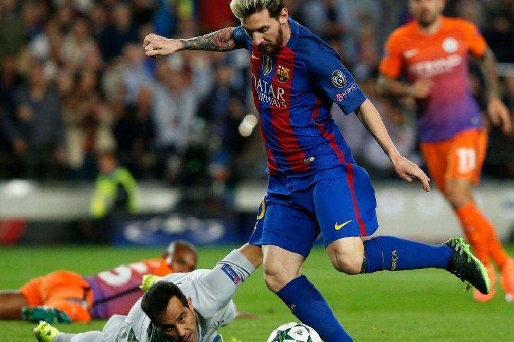 Champions League: Ο Μέσι διέλυσε τη Σίτι, καταιγιστική η Άρσεναλ!