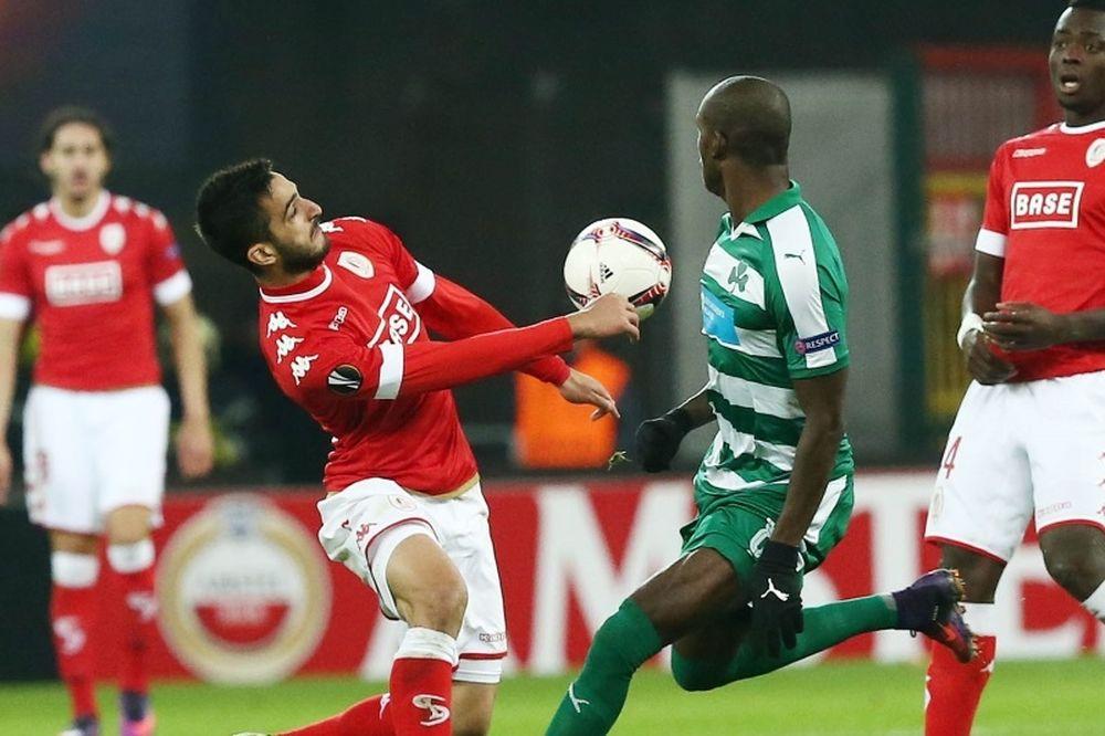 Σταντάρ Λιέγης-Παναθηναϊκός 2-2: Τον έκλεψαν εν ψυχρώ