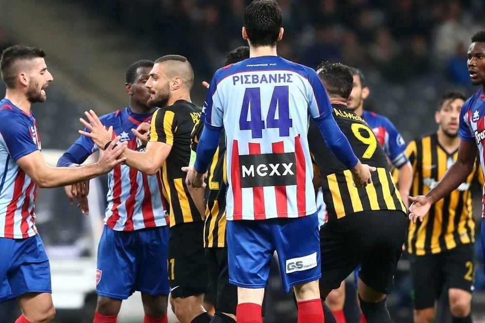 AEK-Πανιώνιος 0-0: Γκέλα με...γιούχα!