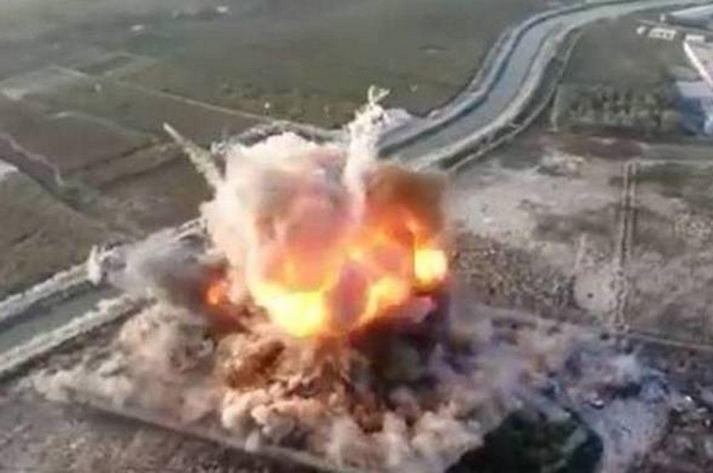 Οι Ταλιμπάν βιντεοσκοπούν τις επιθέσεις και τρομοκρατούν και μέσω διαδικτύου (vid)