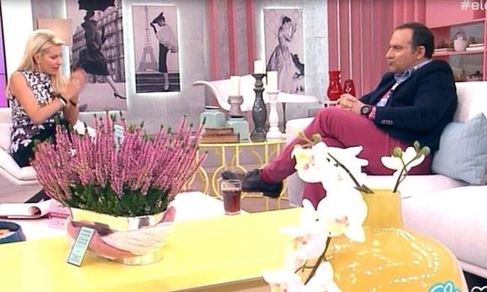 Η ανακοίνωση της Ελένης on air - Τέλος η παρουσιάστρια από τη συγκεκριμένη ζώνη