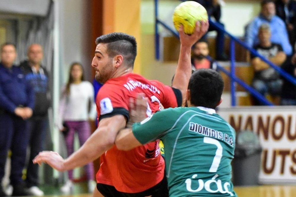 Χάντμπολ Α1 Ανδρών: Στοπ… σε ΙΕΚ Ξυνή από Διομήδη