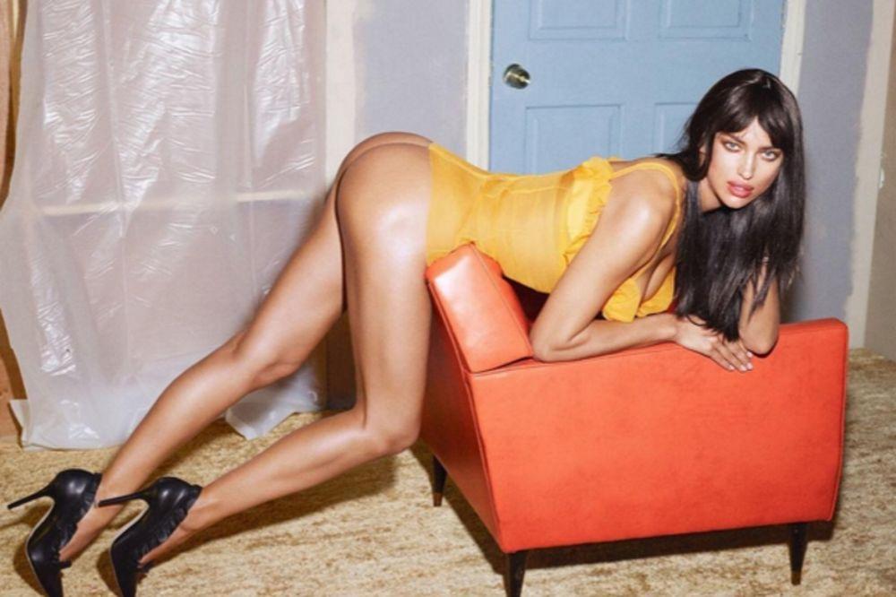 Η νέα φωτογράφηση της Ιρίνα Σάικ είναι άκρως αποκαλυπτική (photo)