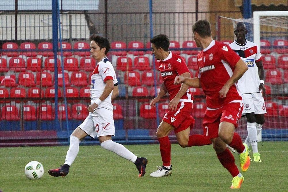Βέροια – Πλατανιάς 0-0: «Λευκή» ισοπαλία στη «σούπα» της αγωνιστικής