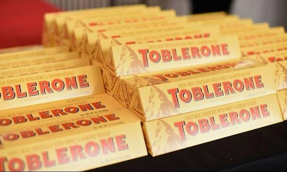 «Σάλος» με τη δραματική αλλαγή της Toblerone
