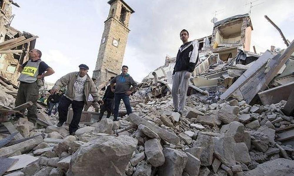 Σεισμός: Ισχυρό χτύπημα προβλέπουν Ιταλοί σεισμολόγοι