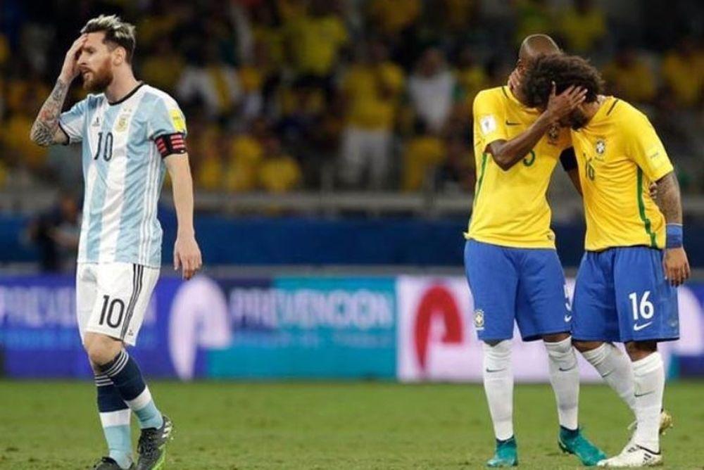 «Κεραυνοί» από Μέσι για την εθνική Αργεντινής