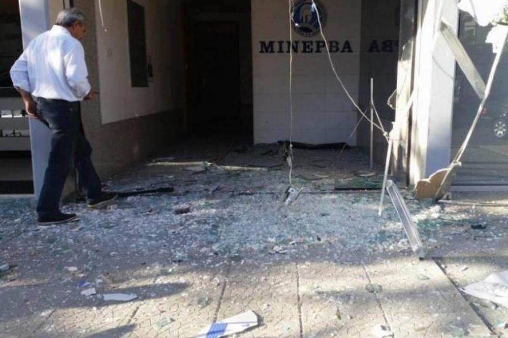 Ξετυλίγει το κουβάρι της επίθεσης στα γραφεία του Κουτσοκούμνη η αστυνομία