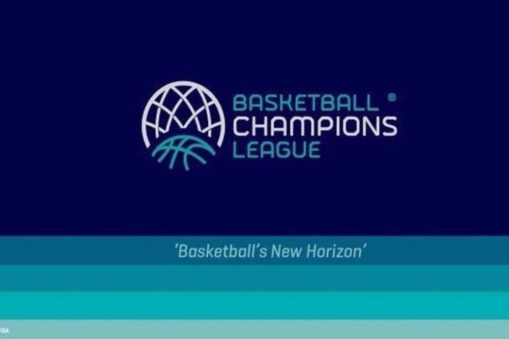 FIBA Champions League: Δύσκολες αποστολές για τις ελληνικές ομάδες