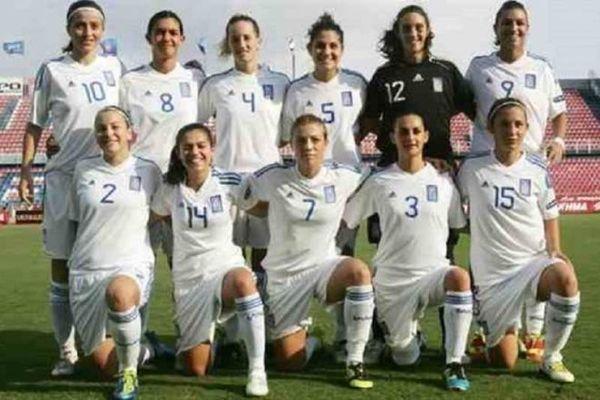 Άνετη νίκη για την Εθνική ομάδα Γυναικών κόντρα στην Κύπρο