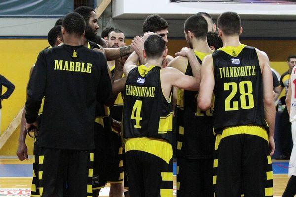 Basket League: Δύσκολα ο ΠΑΟΚ, δεύτερη εκτός έδρας νίκη για Άρη
