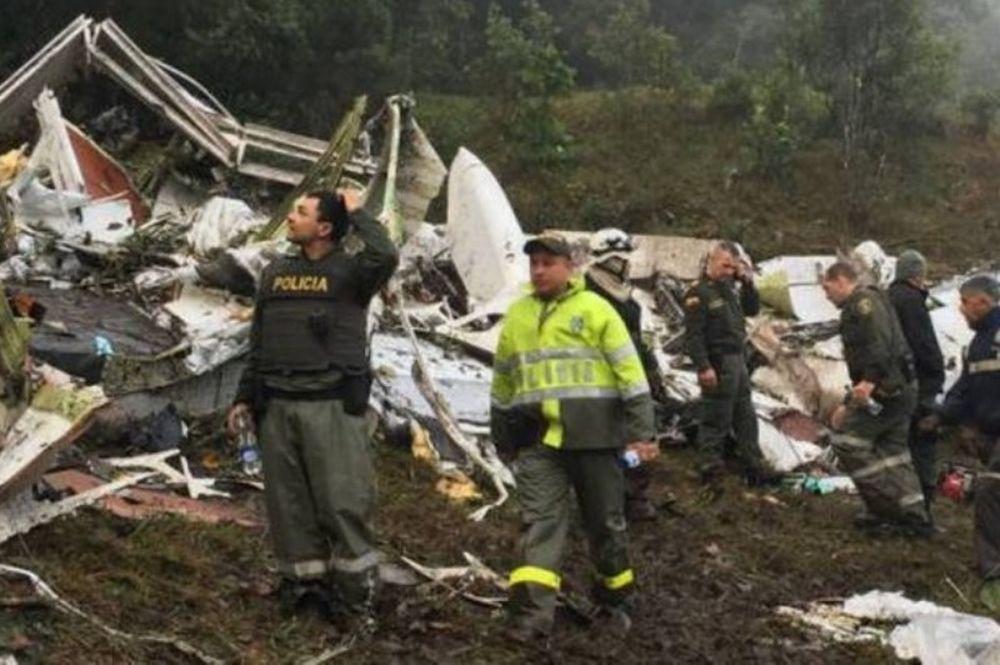 Τραγωδία στην Κολομβία: Συγκλονιστικές εικόνες με το πρώτο φως της μέρας (photos)