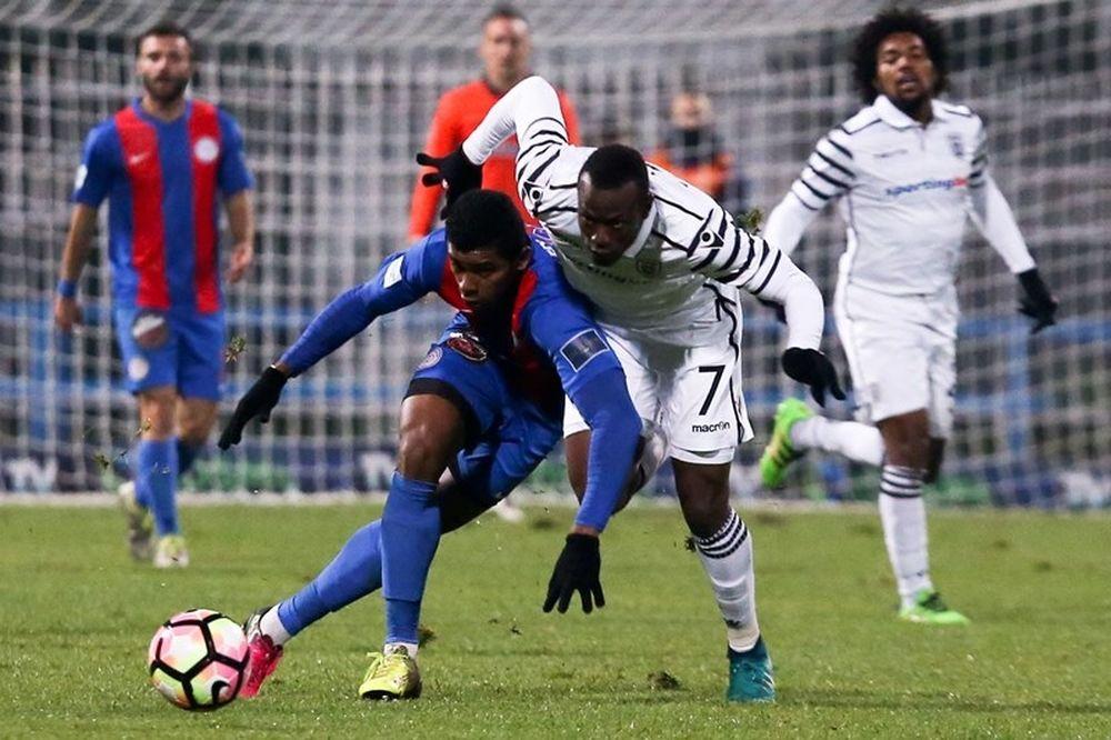 Τρίκαλα - ΠΑΟΚ 0-0: Τουλάχιστον προκρίθηκε...
