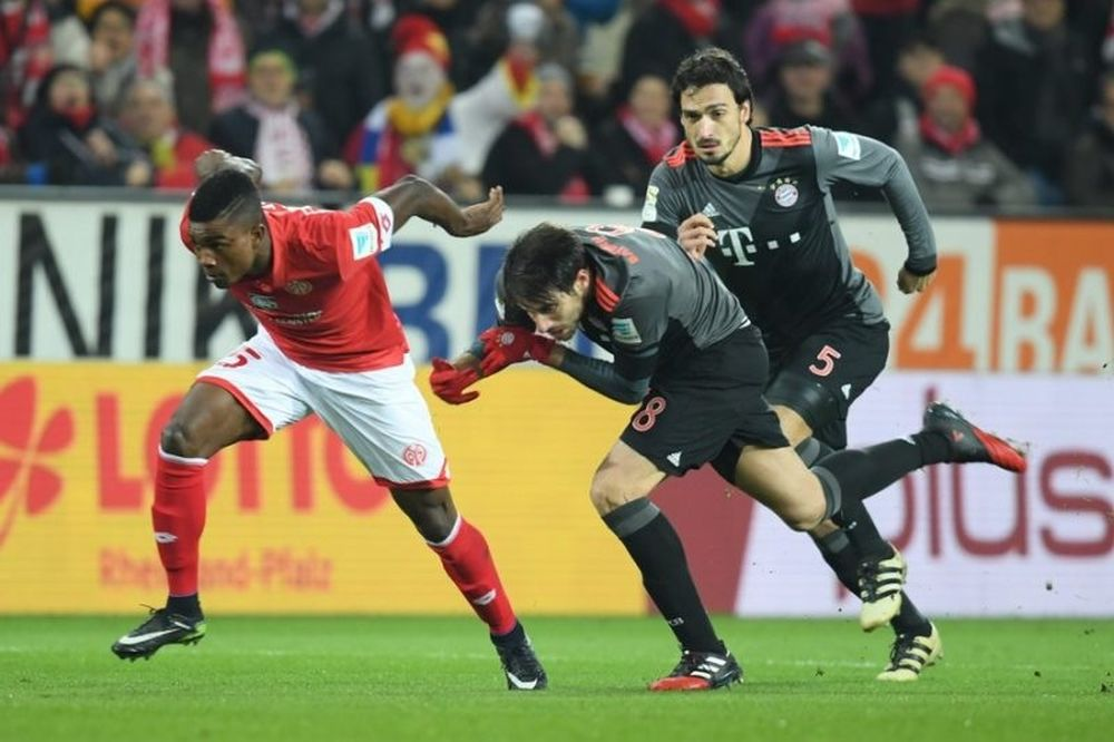 Bundesliga: Τριάρα… κορυφής για Μπάγερν (video)