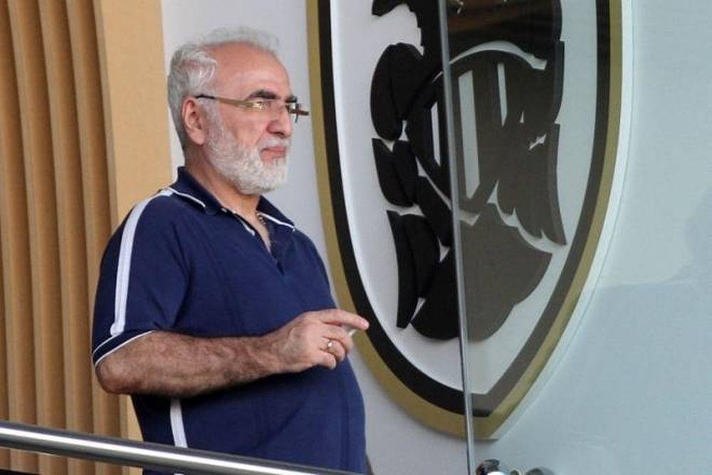 Στο νοσοκομείο ο Σαββίδης